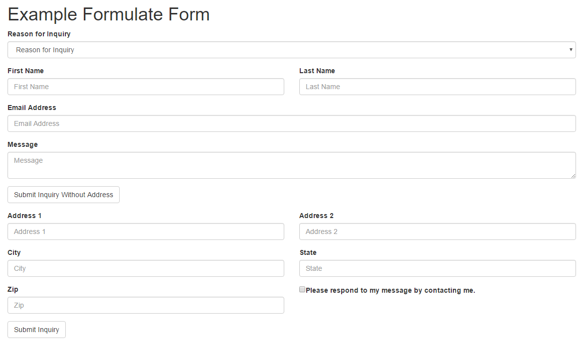 How to modify layout formulate questions ourumbraco form falaconquin