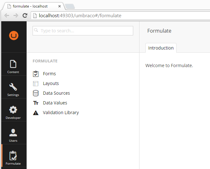 replacing contour umbraco forms with something better - Developing ...
