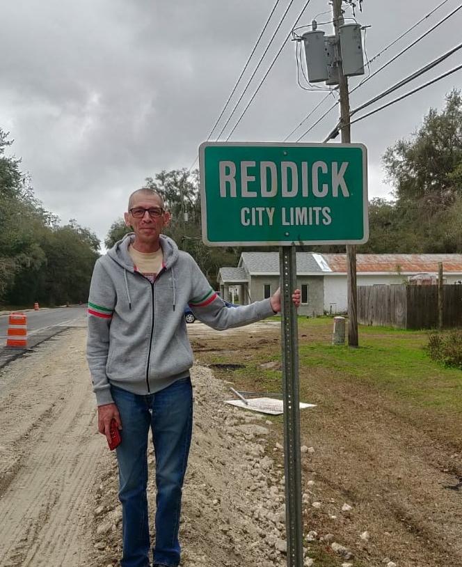 Huw Reddick