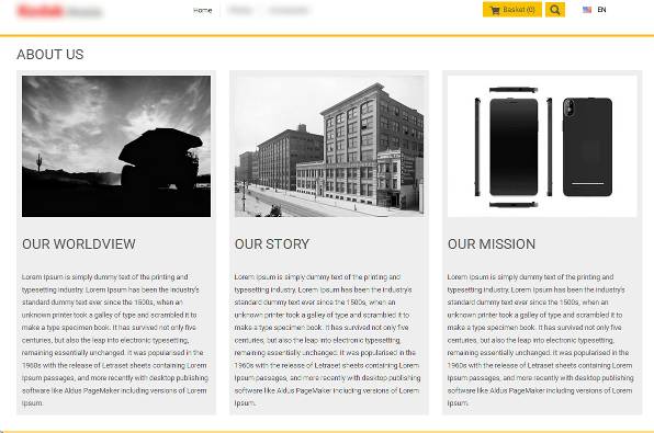 my problem with the grid - Using Umbraco 7 - our umbraco com