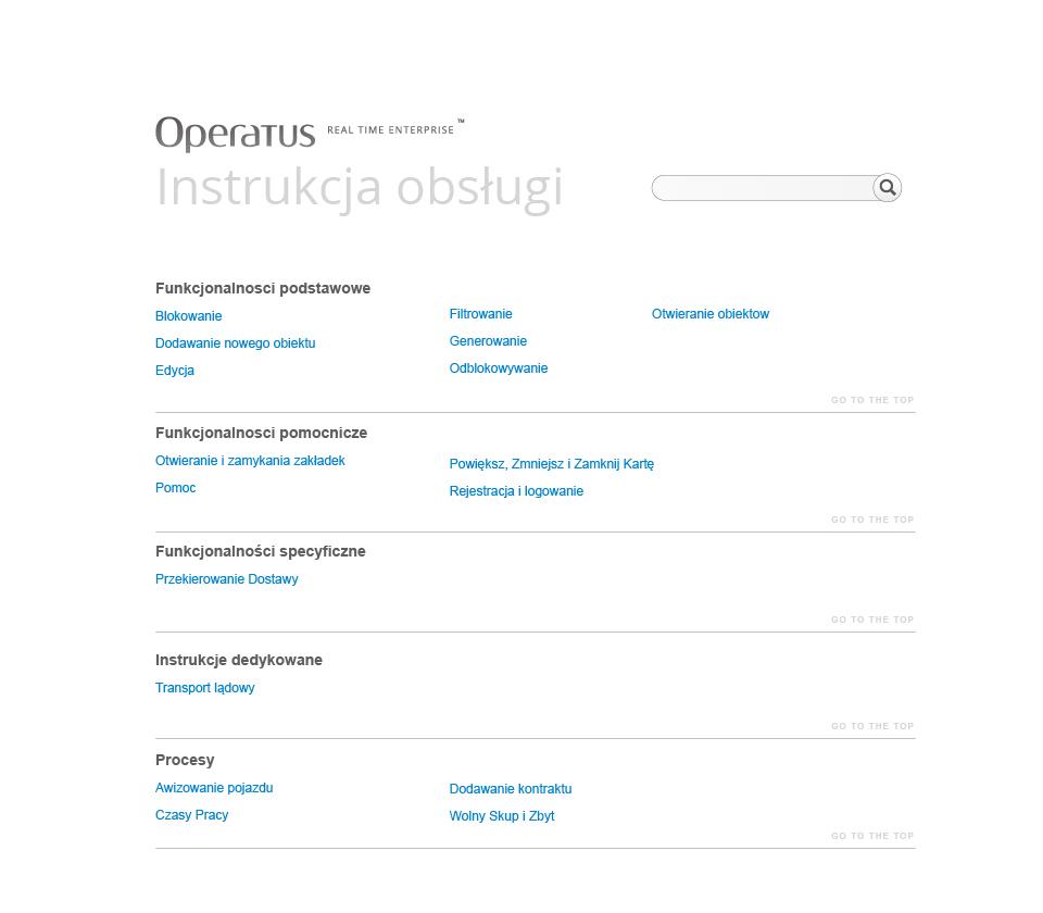 create website for documentation user manual - Using Umbraco