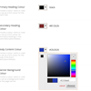Spectrum Colour Picker