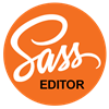 Backoffice SCSS Editor