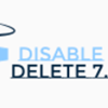 Disable Delete 7.4