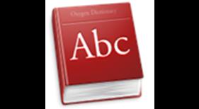 Dictionary Dashboard